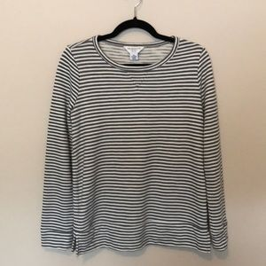 Liz Claiborne Striped Top